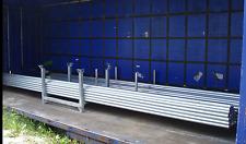 Gerüstrohr Stahl 48,3mm, 200 cm lang  Zaunpfosten  neu +