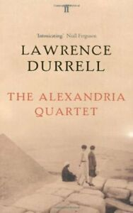The Alexandria Quartet: Justine, Balthazar, Mo... by Durrell, Lawrence Paperback