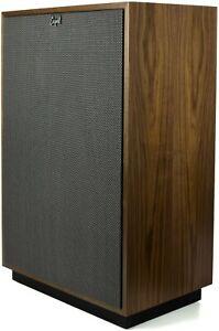 "Klipsch Cornwall IV 15"" 3-way 400-watt American-Walnut Speaker AUTHORIZED-DEALER"