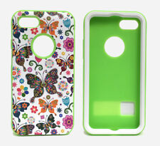 ASMYNA Durable Slim Protector Case Cover For iPhone 7 - BUTTERFLY