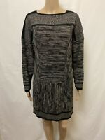 Ginger and Smart Dress Womens ~ Size Medium ~ Great Cond Knit Style Merino Wool