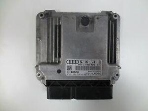 Audi A3 CDAA Engine Control Unit Module 8P7 907 115 K (8P0 907 115 Q)