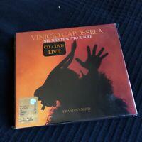 VINICIO CAPOSSELA Cd + DVD Live NEL NIENTE SOTTO IL SOLE