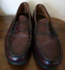 dexter mens penny loafer shoes sz 8 Brown vintage