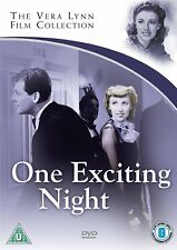 One Exciting Night DVD 40s Musical Film Movie Vera Lynn / Donald Stewart