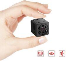 Yilutong Mini Hidden Spy Camera 1080P Indoor Outdoor Pocket Security Camera Nann