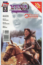 Xena: Warrior Princess - The Orpheus Trilogy Issue #1 (March 1998, Topps Comics)