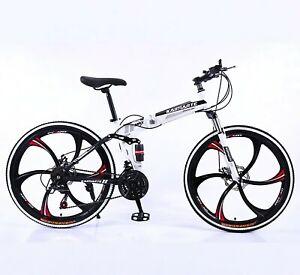 BICICLETA PLEGABLE INVICTA!! Ciudad-Montaña. Mountain Bike. HiBRIDA