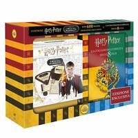 HARRY POTTER 1-8 EDIZIONE SPECIALE con Trivial Pursuit (8 DVD + GADGET)