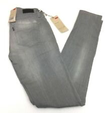 Levi's Women's Juniors Demi Curve Modern Rise Skinny Leg Denim Jeans Gray