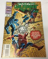 Spider-Man The Mutant Agenda Vol.1 No.2 Comic Book Marvel X-Men Beast Appearance