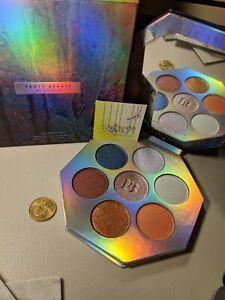 FENTY Beauty Killawatt Foil Freestyle Highlighter Palette Hyper-Metallic Glow
