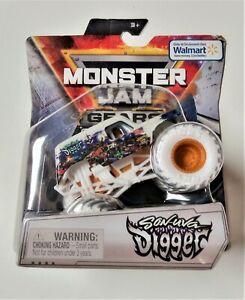 Monster Jam Gears & Galaxies SON-UVA DIGGER Die-Cast Truck Wal-Mart Exclusive