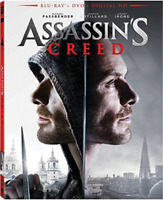 Assassin`S Creed Blu-Ray + D DVD NUOVO