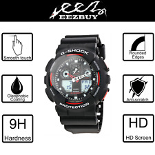 Anti Scratch Tempered Glass Screen Protector Saver For Casio G-Shock a881e2f6b46