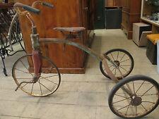 Vintage Rustic Metal Cyclops? Tricycle Bike Kids Children