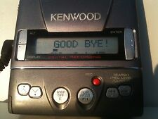 Kenwood DMC-E7R MiniDisc Player / Recorder portable minidisc MD
