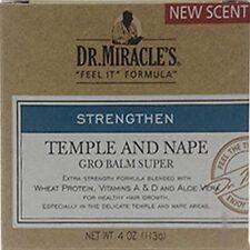 DR.MIRACLE'S TEMPLE&NAPE GRO BALM SUPER 4OZ
