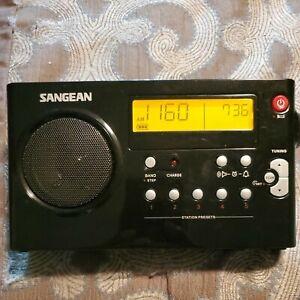 Sangean PR-D7 FM/AM 2 band digital radio