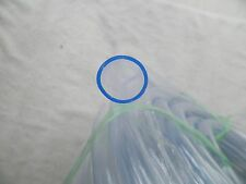 "Clear Vinyl Tubing  3/4"" ID, 7/8"" OD, 1/16"" thick Tube, SOLD ""BY THE FOOT"""