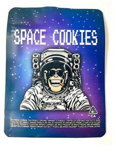 Space Cookies 3.5g Mylar Bags (100)