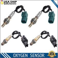 4X AFR Oxygen O2 Sensor 1, 2 For 2004-06 Nissan Titan V8 5.6L 05-06 Armada 5.6L