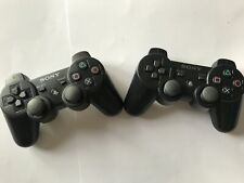 PS3 2 x PS3  Controllers Faulty - Playstation3