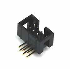 10pc 2x13 26p IDC Cable transition DIP plug Board-in Displacement Connector
