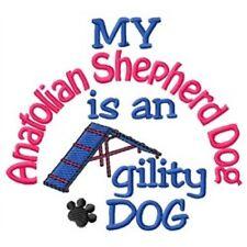 My Anatolian Shepherd is An Agility Dog Long-Sleeved T-Shirt Dc2086L