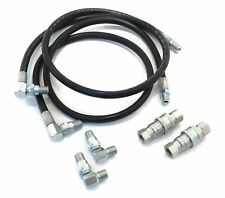Hydraulic Hose & Fitting Replacement Kit for Meyer E47 Snow Plow Blade Pump E-47