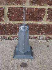 Marx Skyscraper Tower & Antenna Toy Playset Diorama Building