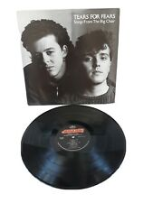 Tears for Fears - Songs from the Big Chair Lp - Mercury - Tested Excellent