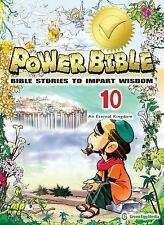 Power Bible: Bible Stories to Impart Wisdom, # 10 - An Eternal Kingdom., Shin-jo