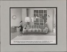 Daffy Duck The Duxorcist Lobby Card Photo 1992 CBS Special Warner Brothers 2*