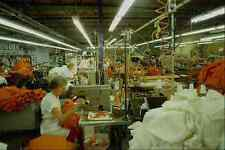 730033 Assembly Line In Garment Factory New Glasgow Nova Scotia Canada A4 Photo