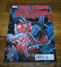 AMAZING SPIDER-MAN #652 BIG TIME DAN SLOTT POWER MAN 3/11 STEFANO CASELLI