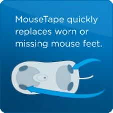 "8.5"" Teflon mouse tape   .60 US ship - 1/2 inch wide"