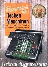 RHEINMETALL Düsseldorf histor. Aktie 1928 / 1934 Büromaschinen Lok Auto Militär
