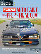 Auto Paint from Prep to Final Coat  Book~new water-based paints~prep~tech~NEW