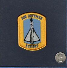 Original F-106 DELTA DART ADC EXPERT USAF ANG Convair FIS Squadron Patch