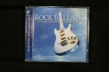 Various - Rock Ballads - The Most Beautiful Classic Rock Songs - 2 Cd  (C116)