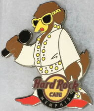 Hard Rock Cafe MEMPHIS 2012 Rock Star Duck PIN #2 Elvis Presley LE250 HRC #67043