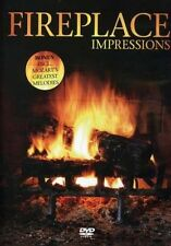 FIREPLACE IMPRESSIONS (PLUS MUSIC FROM WOLFGANG AMADEUS MOZART) NEW AND SEALED
