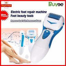 Pro Pedicure Set File Foot Care Dry Hard Skin Callus Remover Tool Kit UK Stock