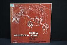 LP: Kodaly Orchestral Songs (2+3 songs op.5, 14, Monar Anna, Kadar Kata) sealed