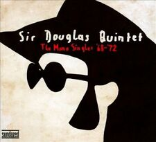 The Mono Singles '68-'72 [Digipak] by The Sir Douglas Quintet (CD, Mar-2011, Sundazed)