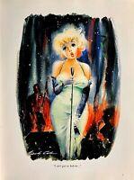 Playboy: 50 Years, The Cartoons, Hugh M. Hefner, Chronicle 2004 New