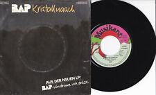 """BAP -Kristallnaach / Wellenreiter- 7"""" 45 EMI Electrola"""