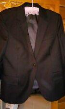 MJ BALE BLACK CORPORATE  WOOL JACKET size 14 BNWT