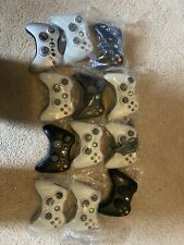 Lot of 12 Xbox 360 Controllers - TESTED FULLY WORKING
